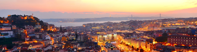 Lissabon_View