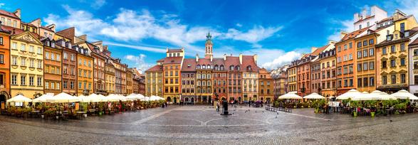 Warschau_View
